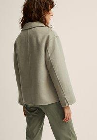 STOCKH LM Studio - Summer jacket - laurel oak - 1