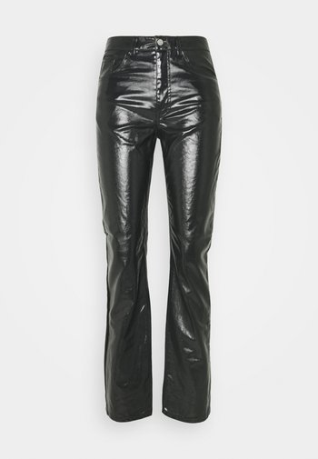 RALPH COATED TROUSERS