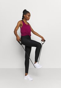 adidas Performance - ASK C.RDY - Leggings - black