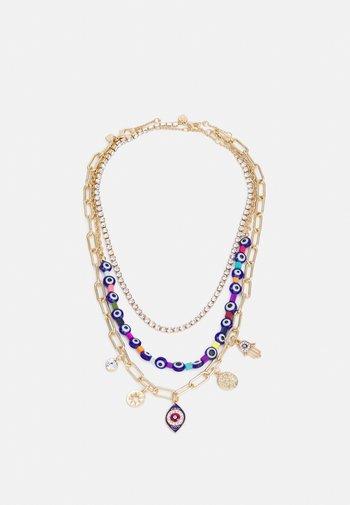AFALETHA - Necklace - medium blue