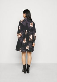 River Island Petite - Shirt dress - black - 2