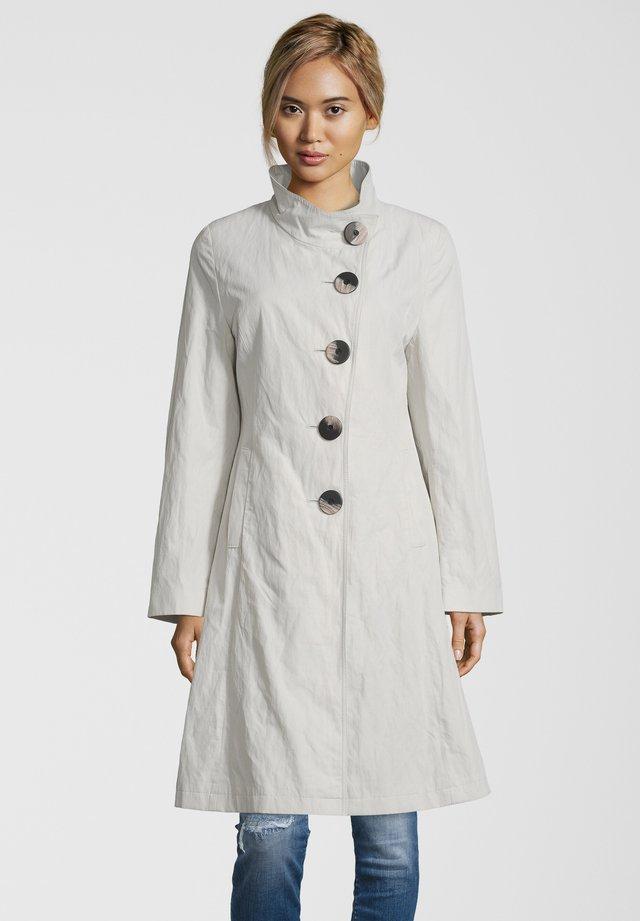 ALMARIE - Short coat - pebble