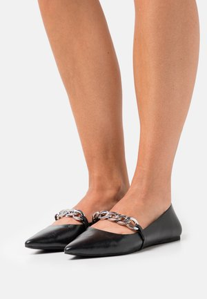 VEGAN GLYDEE - Ballet pumps - black