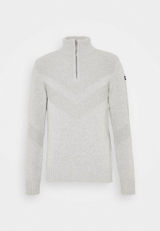 DERECK - Svetr - light grey