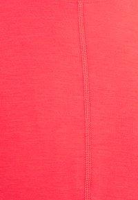 Nike Performance - DRY YOGA - Camiseta básica - fusion red - 2