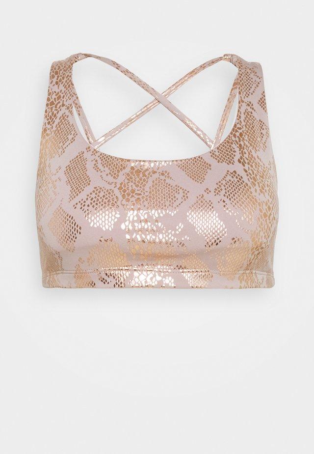 MUDRA BRA - Sports bra - light pink