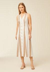 IVY & OAK - Shirt dress - beige - 0