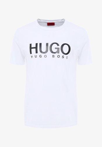 DOLIVE - Print T-shirt - open white