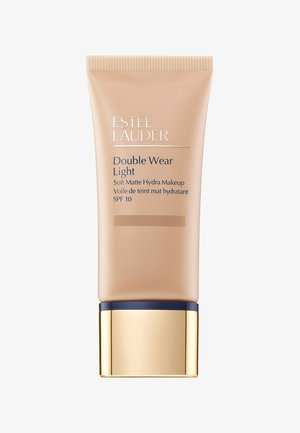 DOUBLE WEAR SOFT LIGHT HYDRA MATTE SPF10 30ML - Foundation - 3C2 pebble