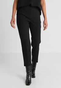 J.CREW PETITE - CAMERON SEASONLESS STRETCH - Trousers - black - 0
