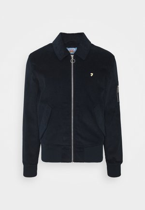 SUGGS - Bomber Jacket - true navy