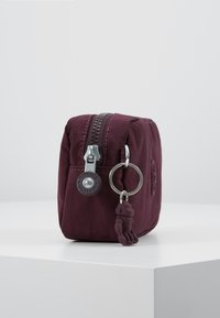 Kipling - GLEAM S - Trousse - dark plum - 4