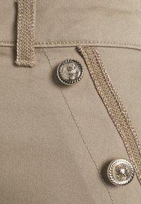 Morgan - JAYE - Mini skirt - mastic - 2