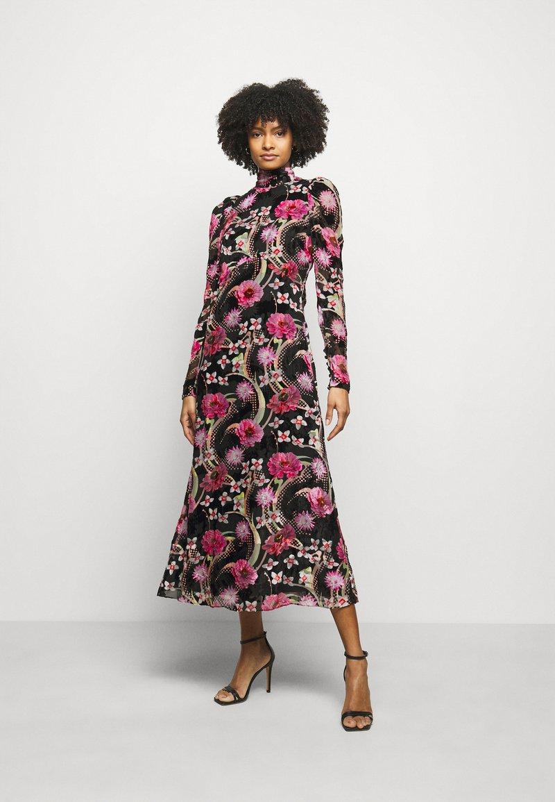 Temperley London - TIPPI DRESS - Maxi šaty - watermelon