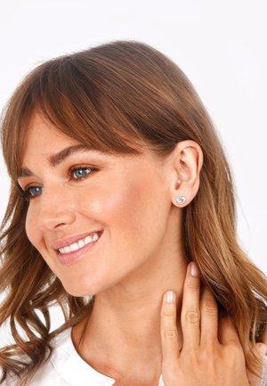 HEART - Earrings - silber