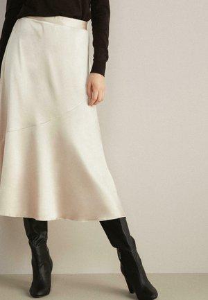 A-line skirt - madreperla light