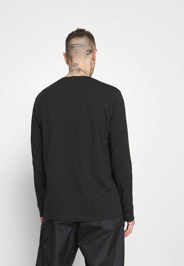 Levi's® RELAXED GRAPHIC TEE - Bluzka z długim rękawem - black/czarny Odzież Męska SPAD
