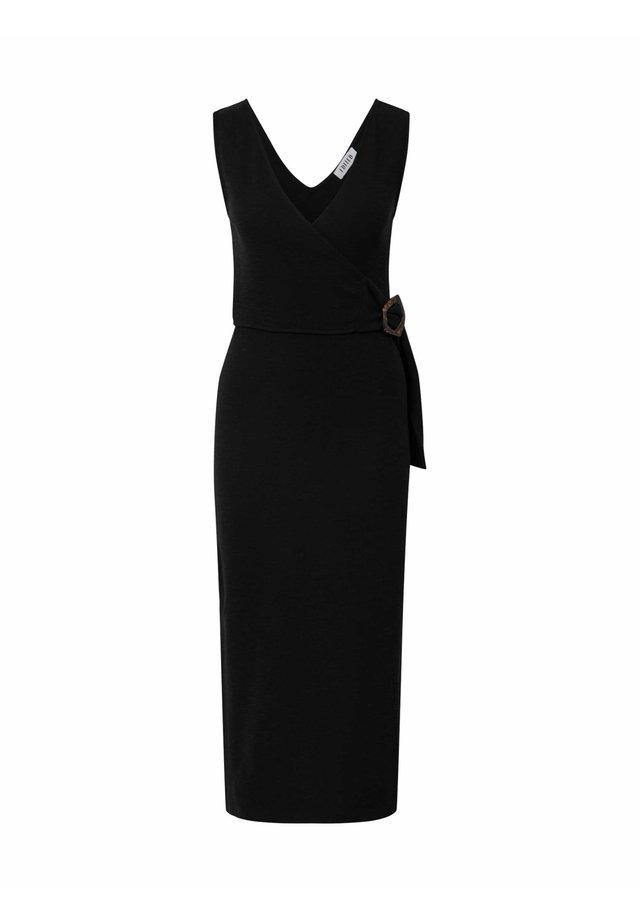 VARINIA - Day dress - schwarz