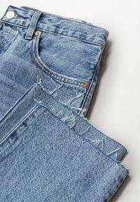 Mango - Straight leg jeans - medium blue - 7