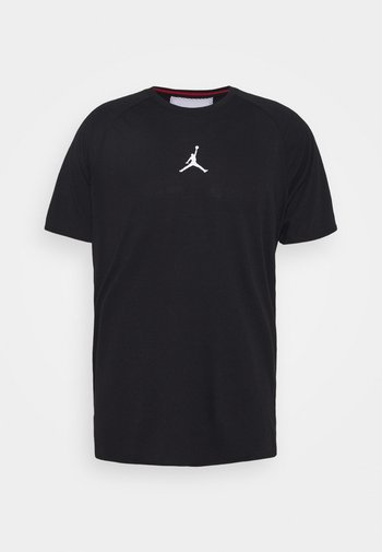 AIR - T-shirt med print - black/white