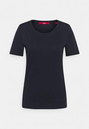 KURZARM - Basic T-shirt - navy