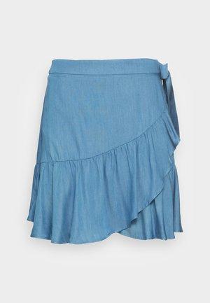 A-line skirt - bleach