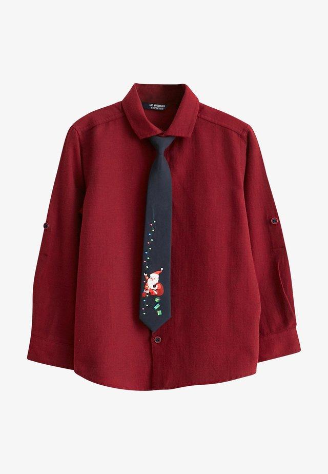 SET - Overhemd - red