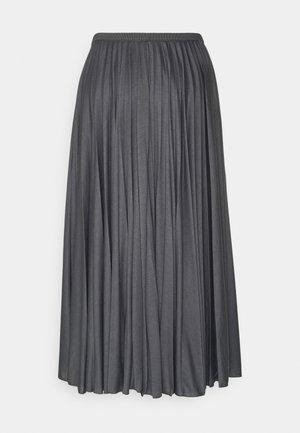 COLIBRI - Áčková sukně - anthrazit