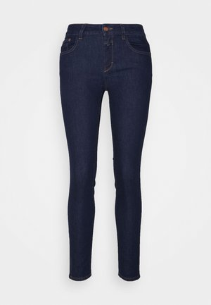 BAKER LONG - Skinny džíny - dark blue