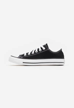 CHUCK TAYLOR ALL STAR WIDE - Matalavartiset tennarit - black