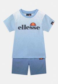 Ellesse - CONSTANCIE SET UNISEX - Shorts - blue - 0