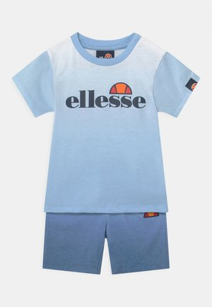 CONSTANCIE SET UNISEX - Shorts - blue