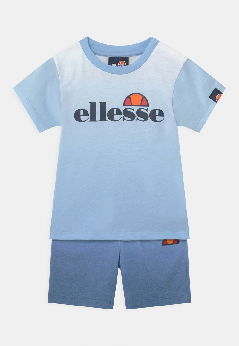 Ellesse - CONSTANCIE SET UNISEX - Shorts - blue