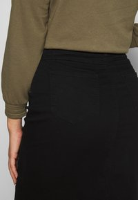 CAPSULE by Simply Be - NEW PULL ON SKIRT - Pencil skirt - black - 5