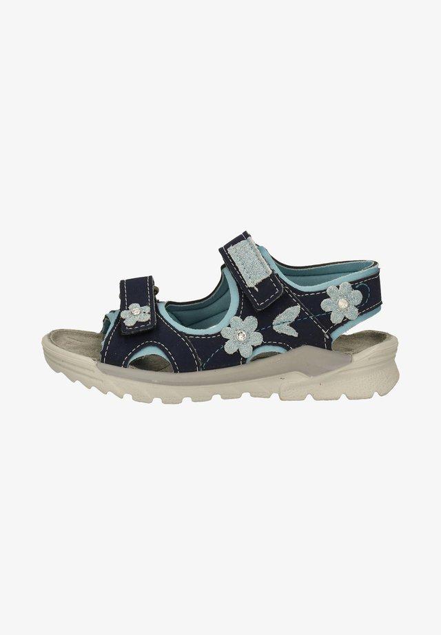 Sandals - nautic/turquoise