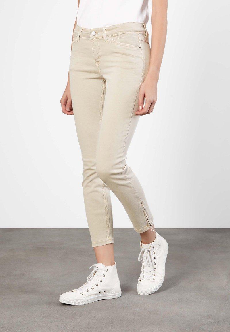 MAC Jeans - Slim fit jeans -  beige