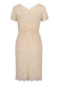 Vera Mont - FIGURBETONT - Shift dress - tapioca - 3