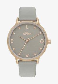 s.Oliver - Watch - grau - 1