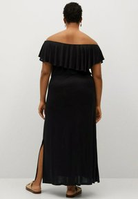 Violeta by Mango - Maxi dress - schwarz - 1