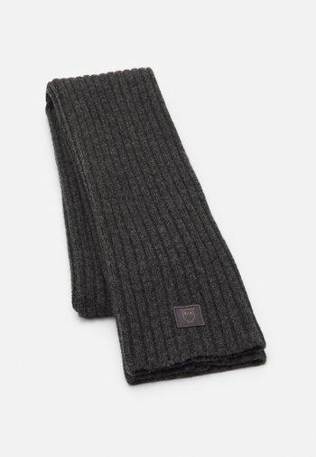 JUNIPER SCARF UNISEX - Scarf - dark grey melange