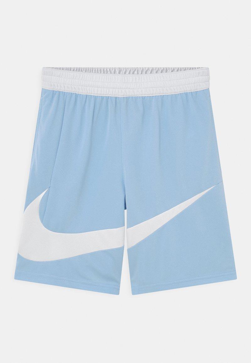 Nike Performance - BASKETBALL - Sports shorts - psychic blue/football grey/white