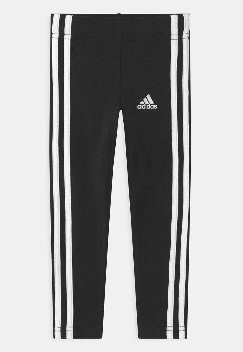 adidas Performance - UNISEX - Legginsy - black/white
