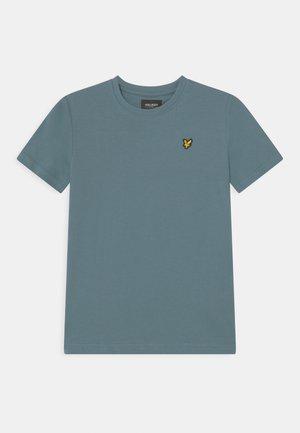 CLASSIC  - Basic T-shirt - bluestone