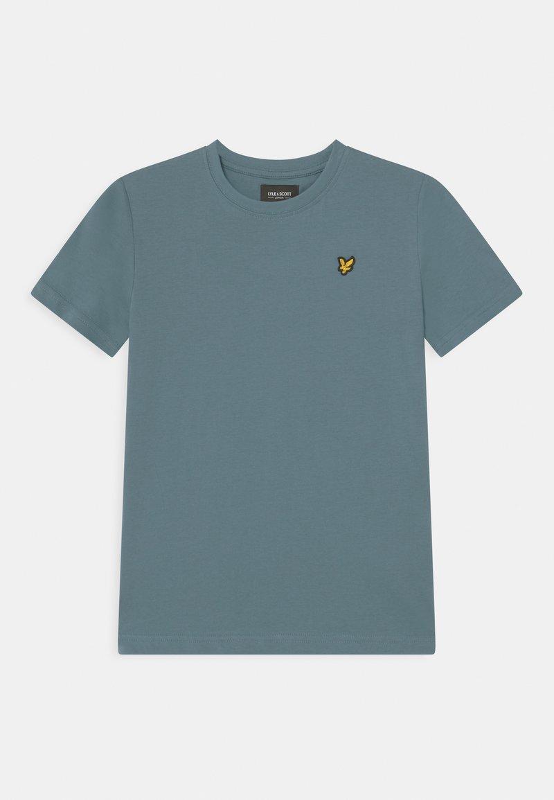 Lyle & Scott - CLASSIC  - Basic T-shirt - bluestone