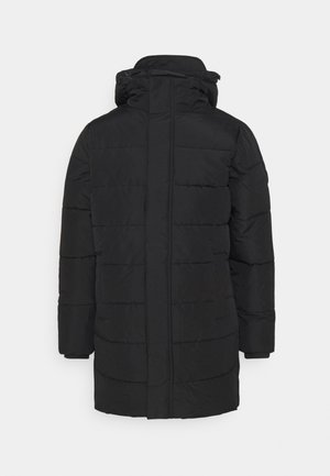 ONSCARL LONG QUILTED COAT  - Winter coat - black