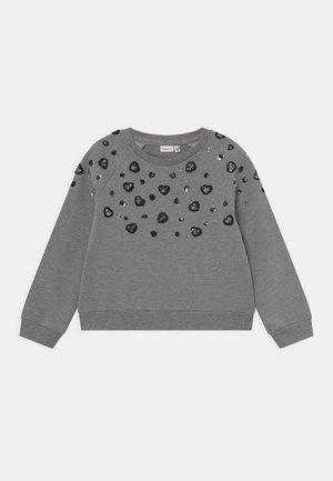 NKFNEGIS  - Sweatshirt - grey melange