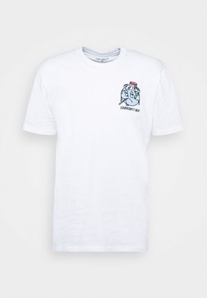 ILL WORLD - T-shirt print - white