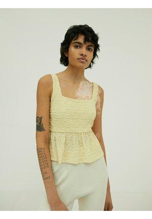EMILIA - Blouse - gelb