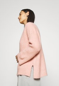 ONLY - ONLPIMMIE OPEN CARDIGAN - Cardigan - misty rose - 3