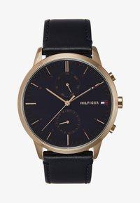 Tommy Hilfiger - WATCH - Watch - blue/gold-coloured - 1